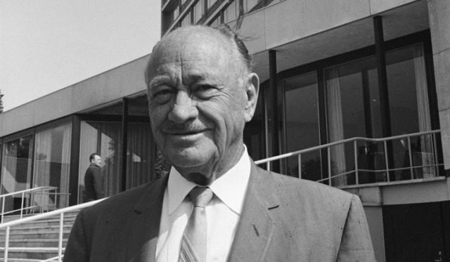 Conrad Hilton founder of Hilton Hotel