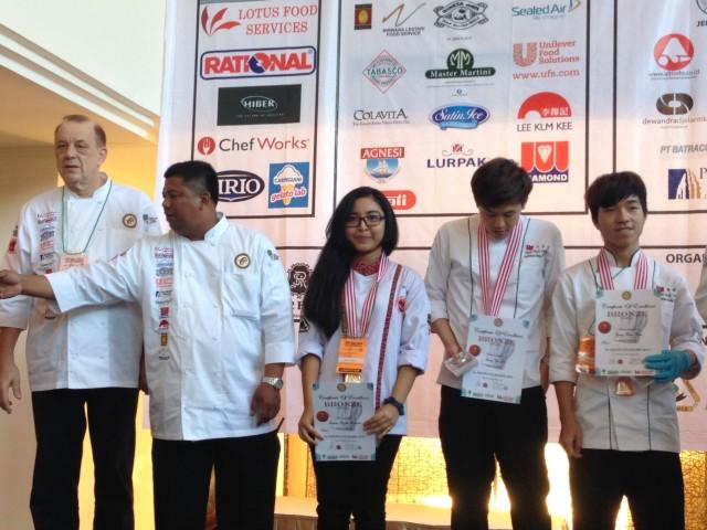 Bali salon culinaire 2014 for Salon culinaire lille