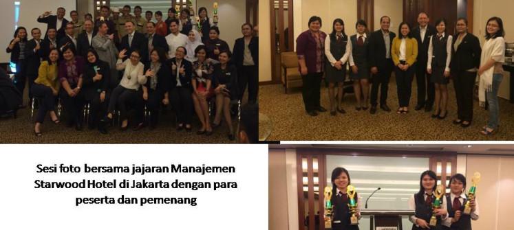 Monitoring di The Ritz Carlton Jakarta