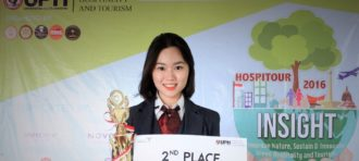 FRONT OFFICE COMPETITION HOSPITOUR 2016 INSIGHT