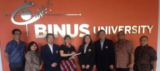 Pre –Training Orientation Program Hotel Management-Binus University 2016
