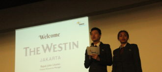 Guest Lecture The Westin Jakarta