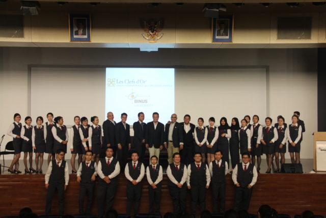 Mahasiswa HM B2019 bersama seluruh nara sumber