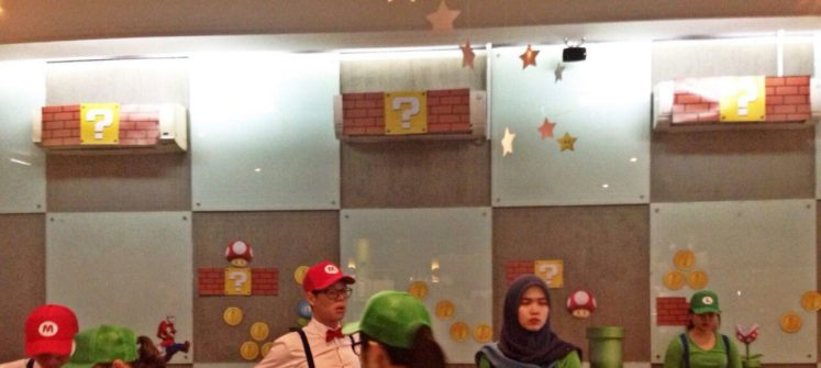 buku Kopi Indonesia karya Mahasiswi Hotel Management Binus