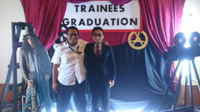 Trainee Graduation