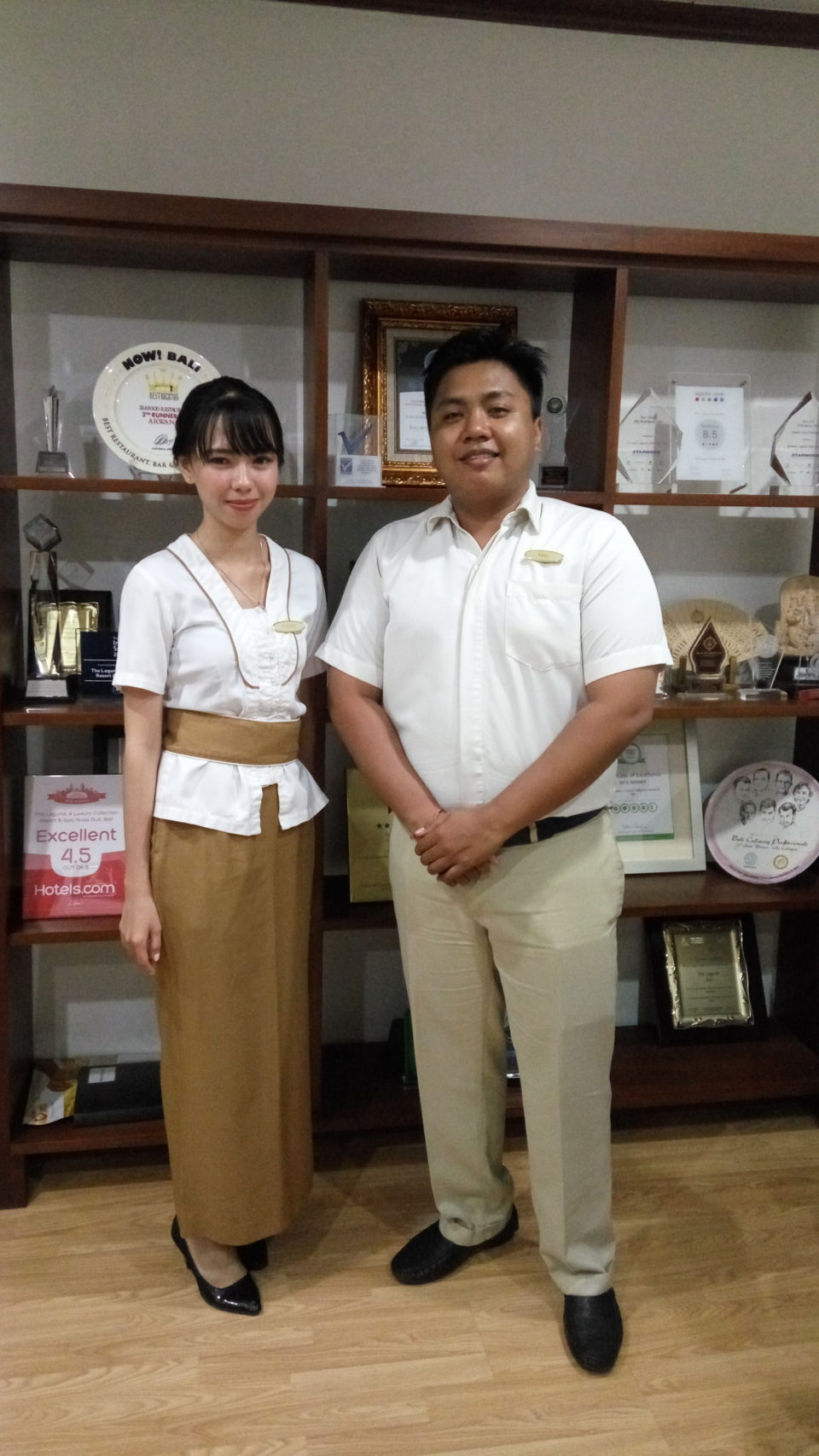 Monitoring bali 2016 part 2 for Spa uniform indonesia
