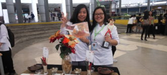 THE WINNER OF FRONT DESK COMPETITION HARFEST 2016