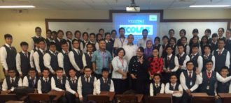 INDUSTRIAL COLABORATION WITH GENERAL MANAGER HOLIDAY INN EXPRESS- WAHID HASYIM