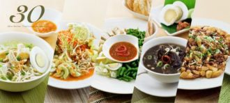 The influences of Indonesian Cuisine
