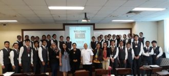 Guest Lecture Alila Jakarta Hotel
