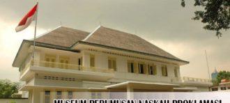 Museum Peumusan Naskah Proklamasi