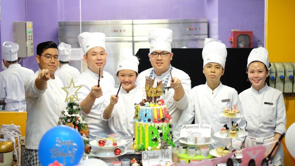 Pastry Project-Christmas Party 'Harry Potter'