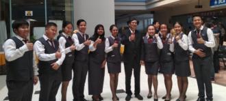 GUEST LECTURE LE GRANDEUR MANGGA DUA JAKARTA