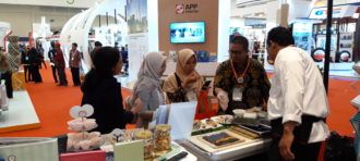 HOTEL MANAGEMENT BINUS ON TRADE EXPO INDONESIA 2018