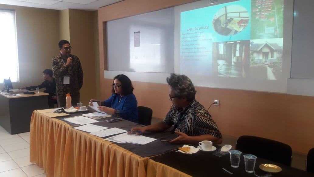 ECO-HOMESTAY; CONCEPT AND DEVELOPMENT AT PASIRMULYA TOURIST VILLAGE, BANJARAN, BANDUNG – WEST JAVA