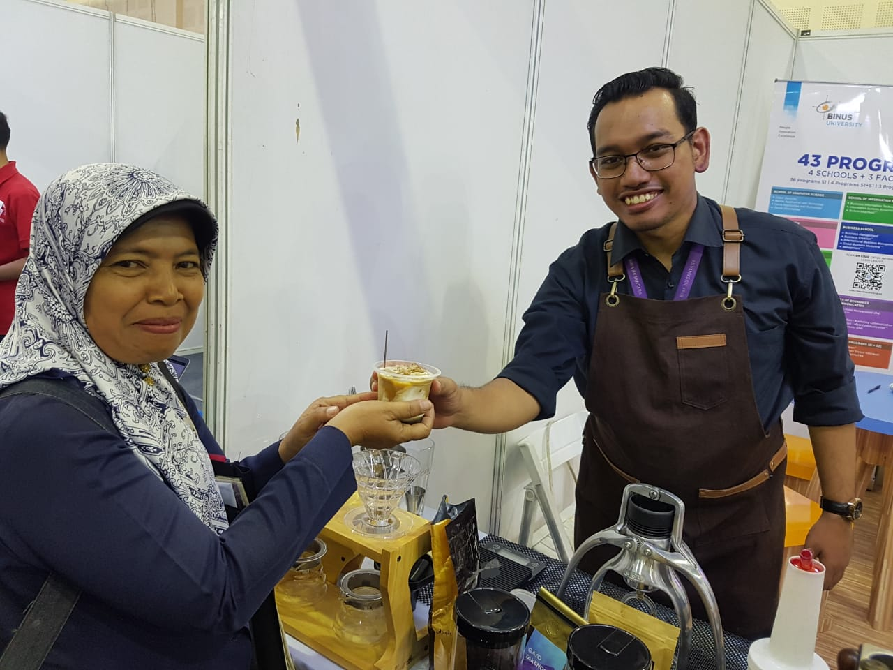 Business Hotel Management Hadir dalam MGBK Jakarta