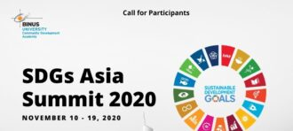 SDGs ASIA SUMMIT 2020 DAY 2